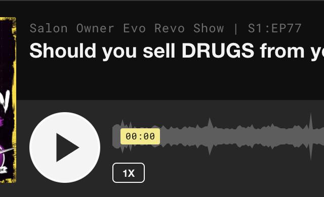 Episode 77 Higher Performance Salon Podcast